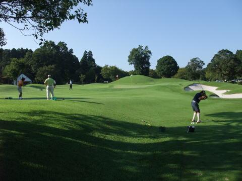 多彩なタッチを確認できる「宮里ゴルフ倶楽部」